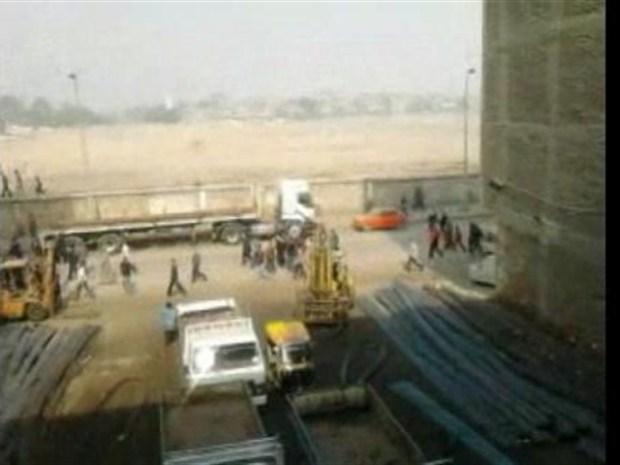 [DC] Egypt Violence Home Video