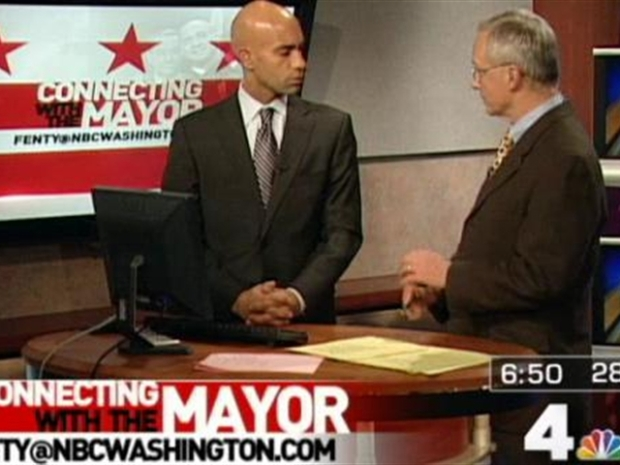[DC] Connecting With The Mayor 01/14/10