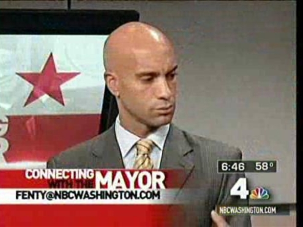 [DC] Connecting With The Mayor: 2/04/10
