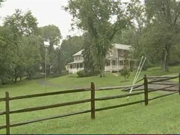 [DC] Va. Roads, Property Battered by Heavy Rains