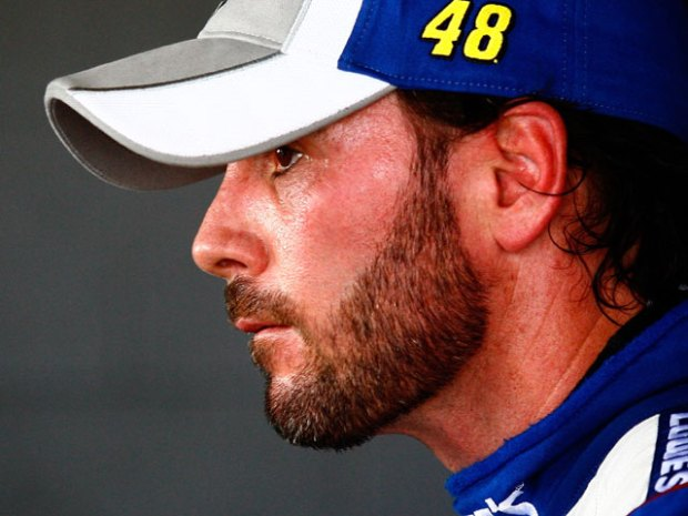 Jimmie Johnson: He's Our Celebrity