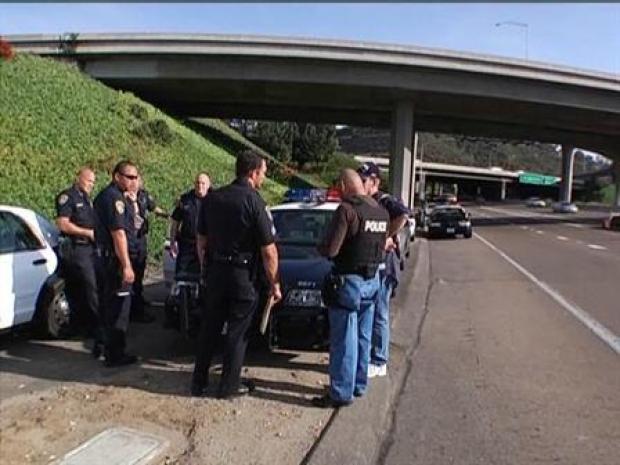 [DGO] Large Sum of Cash Found on San Diego Freeway