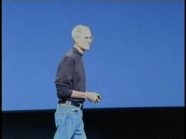 [BAY] Steve Jobs Takes the Stage