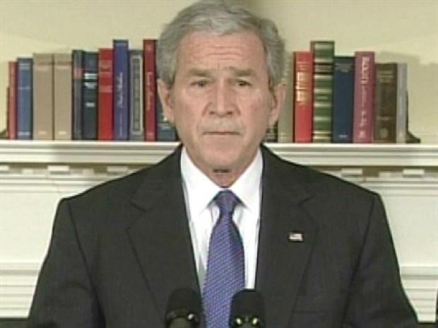 [NEWSC] President Bush Announces Auto Bailout