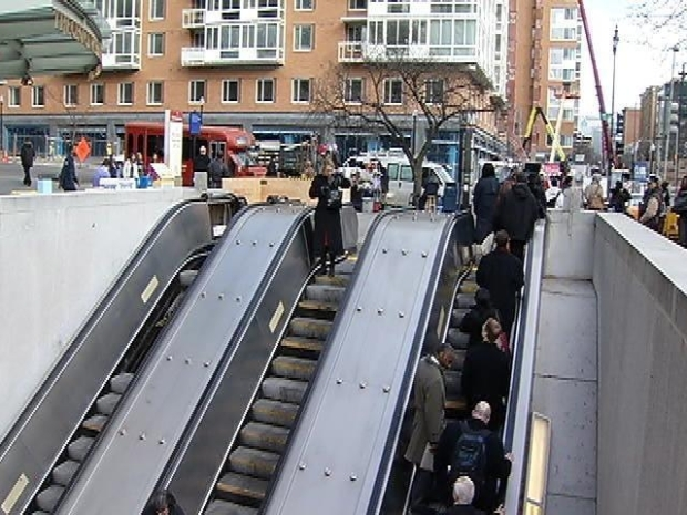 [DC] Musical Escalators?