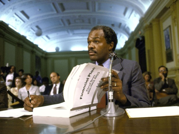 Marion Barry Through the Years