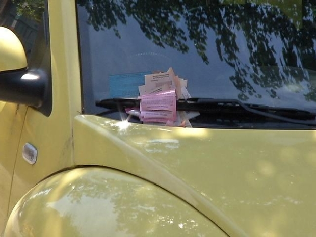 [DC] Piling Up $3,295 in DC Parking Tickets