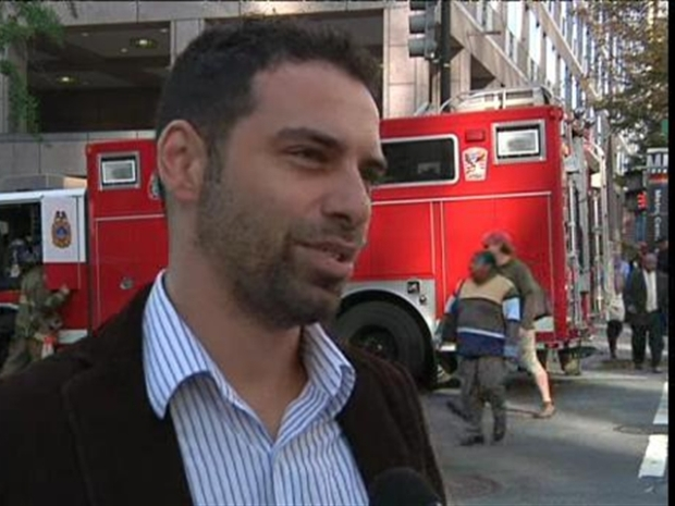 [DC] Witness Describes Metro Smoke Incident