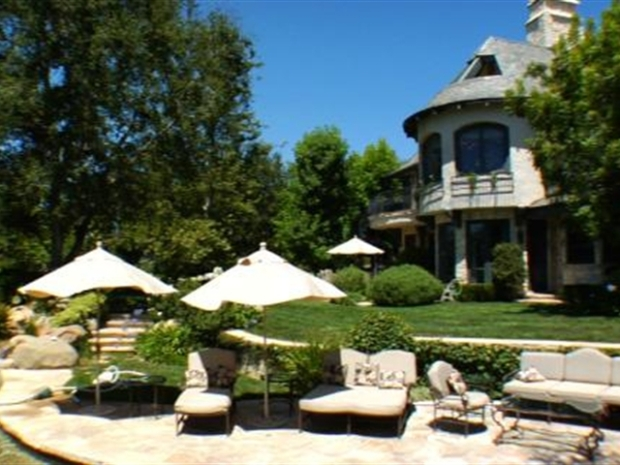 [OPEN HOUSE VID] Square Feet: $8.8 Million French Chateau Near L.A.