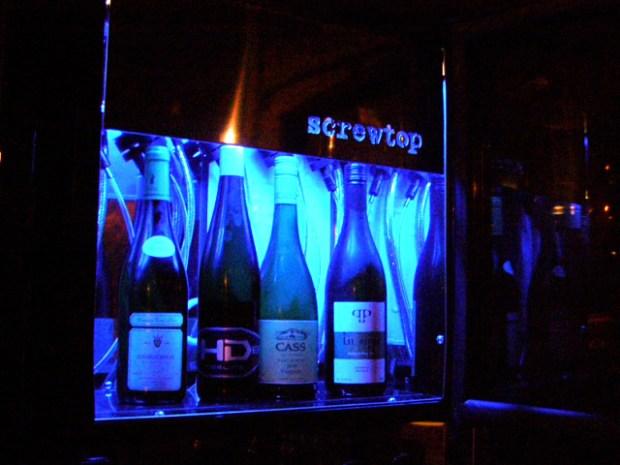 A Sneak Peek at Screwtop, Clarendon's New Wine Bar