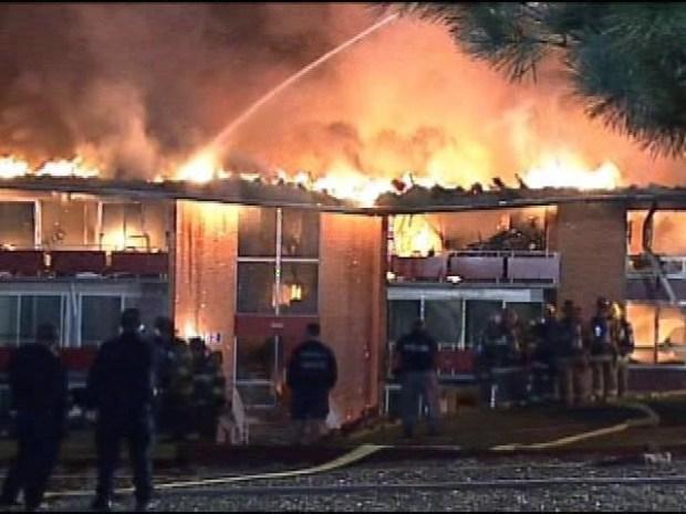 [DC] Deadly Apartment Fire Displaces Dozens