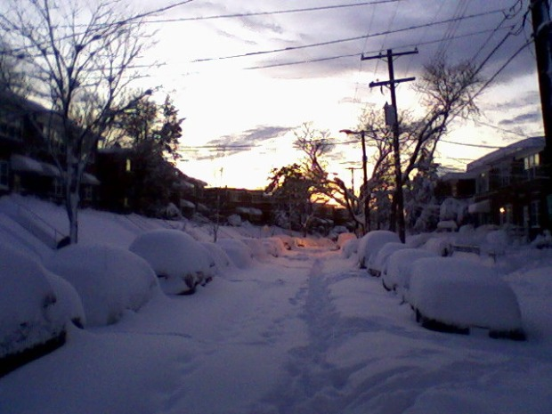 iSee: We Got Snow Pix, Part 2