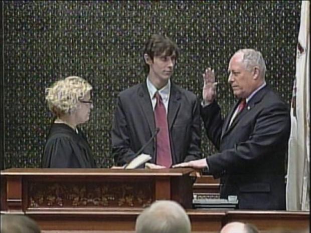 [CHI] Pat Quinn Sworn In