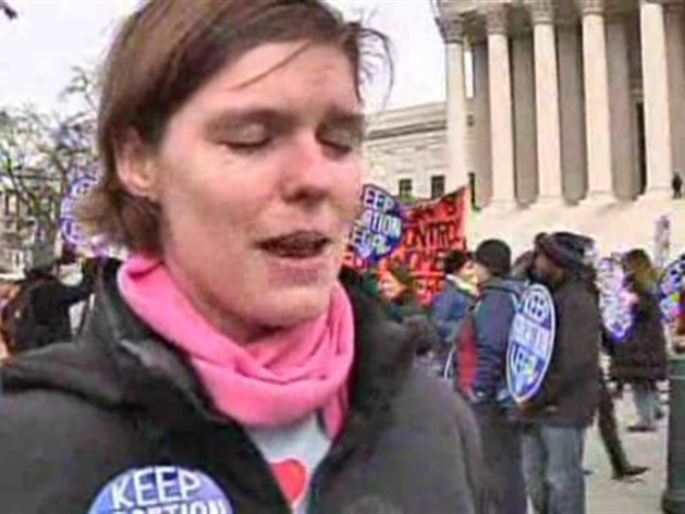[DC] Roe v. Wade Anniversary Draws Hundreds of Thousands to Washington