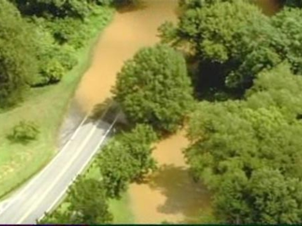 [DC] Flooded Roads Force Driving Detours