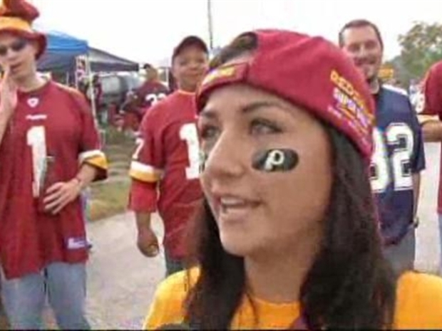 [DC] Cowboys vs. Redskins Tailgate Madness