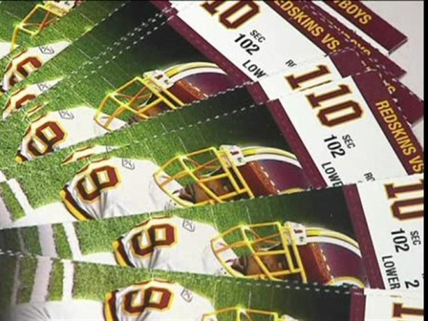 [DC] Redskins Ticket Practices Under Scrutiny