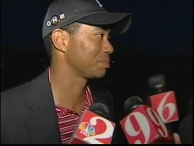 [LA] Tiger Wins!