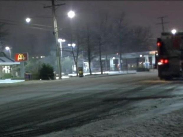[DC] Snow In Virginia RAW Video