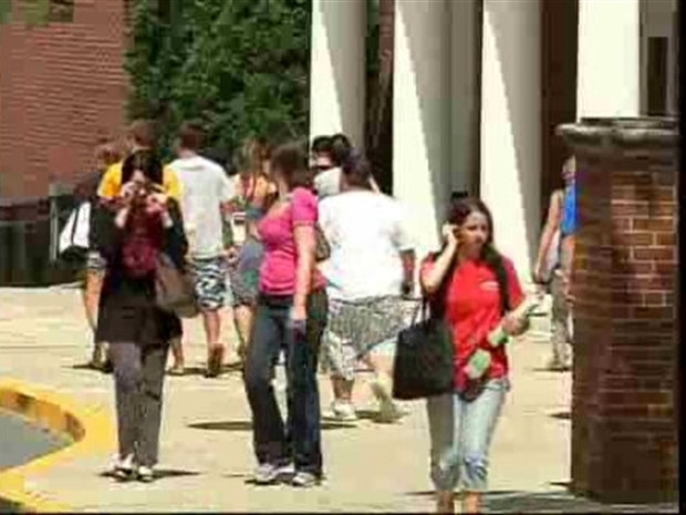 [DC] Dozens of Students Have Suspected Cases of Swine Flu at UMD