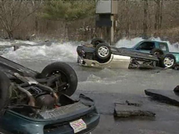 [DC] Water Main Break Affects Thousands