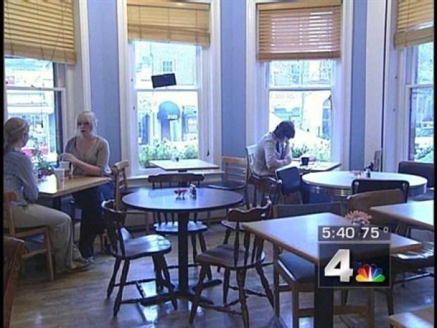 [DC] Dos Gringos Cafe Runs Green Operation