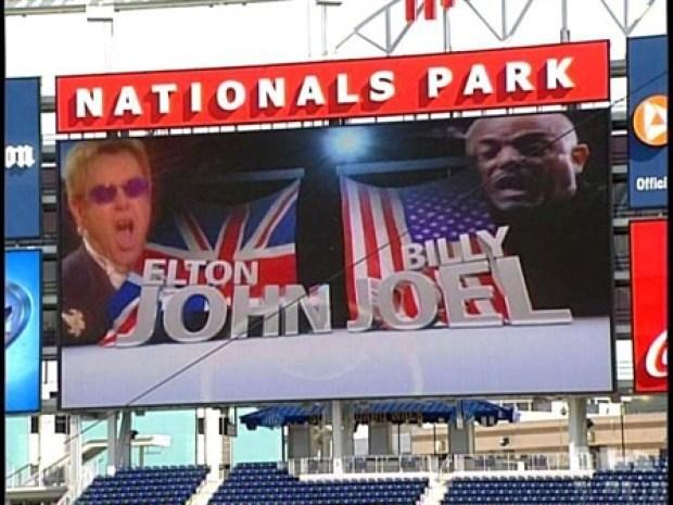 Joel Elton Elton John And Billy Joel