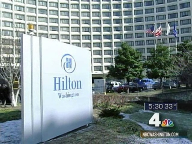 [DC] Fairfax County Courts Hilton Headquarters