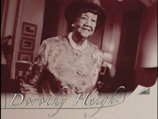 [DC] For Dorothy Height, Equality Went Beyond Skin Color