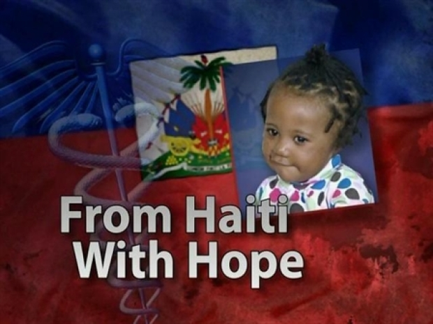 [DC] From Haiti with Hope