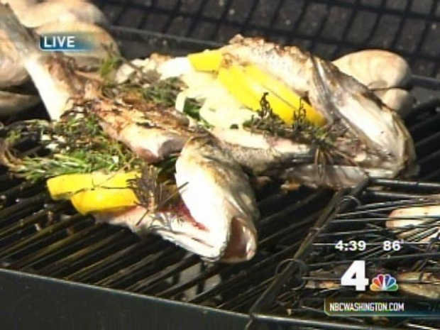 [DC] Grilling Fish With Chef Dennis Marron, Part 2