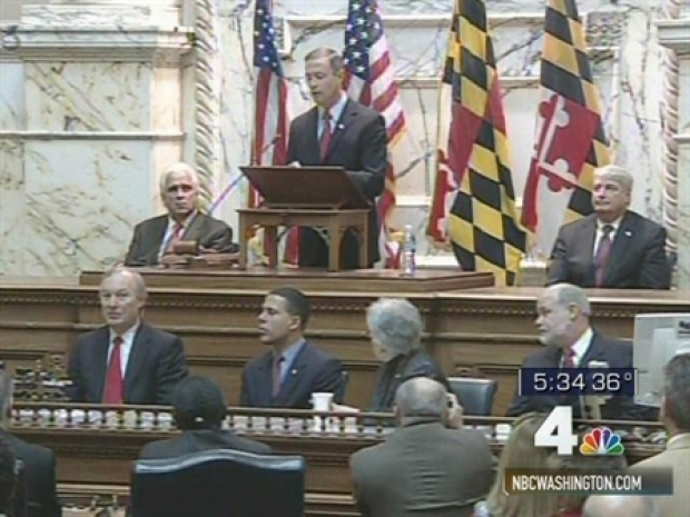 [DC] Maryland's Governor Hopes Stimulus Plan Will Right State's Economy
