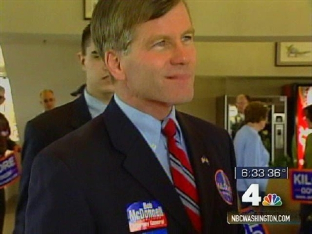 [DC] McDonnell Resigns as Virginia's Attorney General