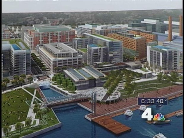 [DC] New Waterfront Park Planned Near Stadium