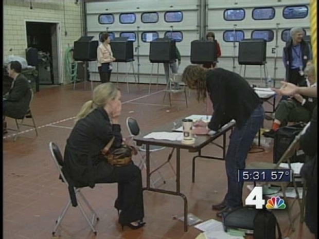[DC] No Major Voting Problems Reported in Northern Virginia
