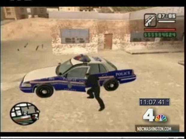 [DC] Police Upset With Grand Theft Auto Portrayal