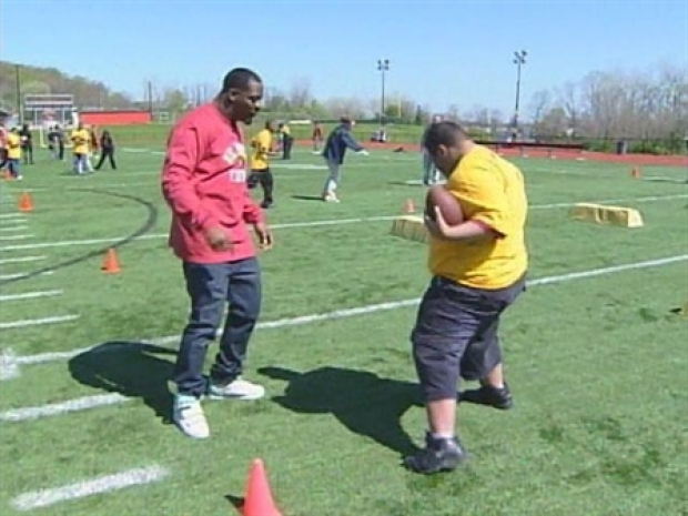 [DC] Portis Trades Dance Moves With Special Olympians