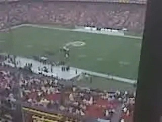 [DC] Sean Taylor is Inducted Into the Redskins Ring of Fame