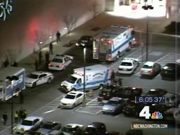 [DC] Shooting Investigated at Wheaton Mall