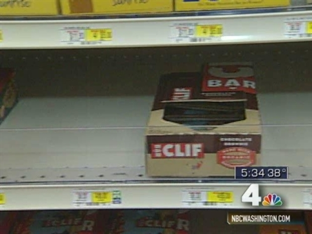 [DC] Shoppers Wary of Peanut Butter