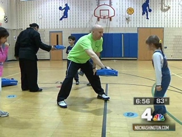 [DC] Sports Program Teaches Autistic Kids Confidence