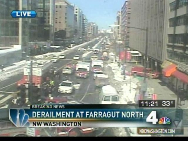 """[DC] """"This is a Major Incident"""": DC Fire Chief"""