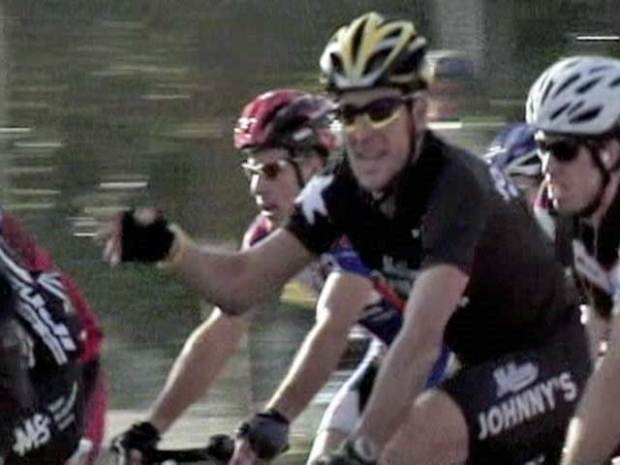 Hey Look, Here Comes Lance Armstrong