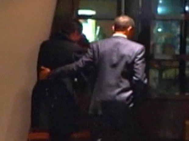 [DC] Obama on a Date Night in the District