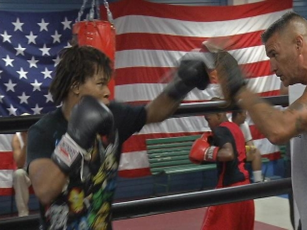 [DC] Old School Boxing School Closing
