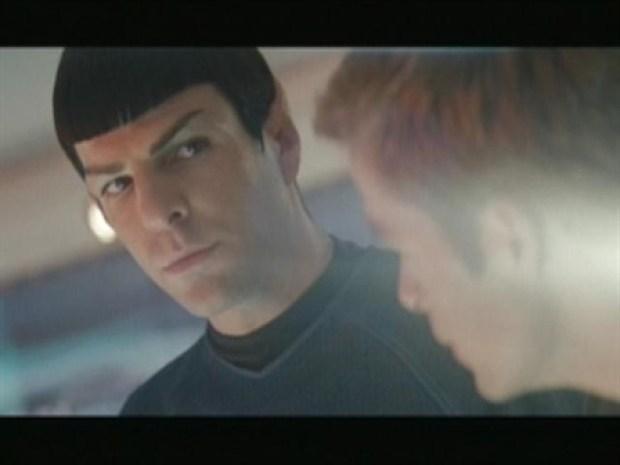 "[NATL] ""Star Trek"" Beams Up Big Bucks At The Box Office"