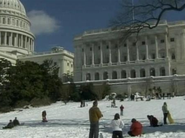 [DC] Monumental Winter Fun on Capitol Hill