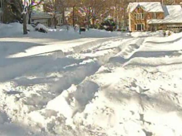 [DC] Some VA Neighborhoods Still Wait For Plows