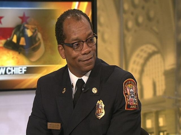 [DC] Incoming D.C. Fire Chief Ellerbe