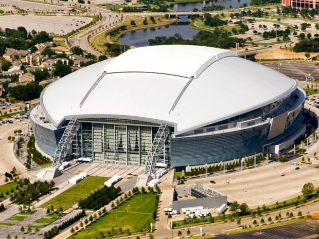 [SB XLV DFW]Cowboys Stadium by the Numbers